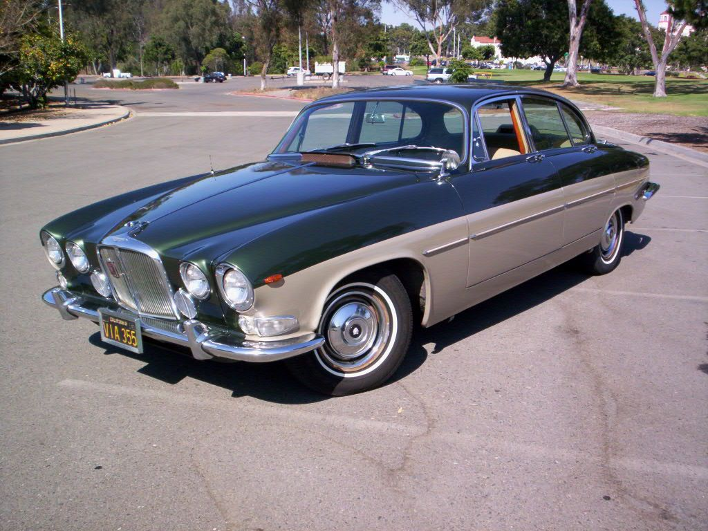 Jaguar 420G (1966-1970)