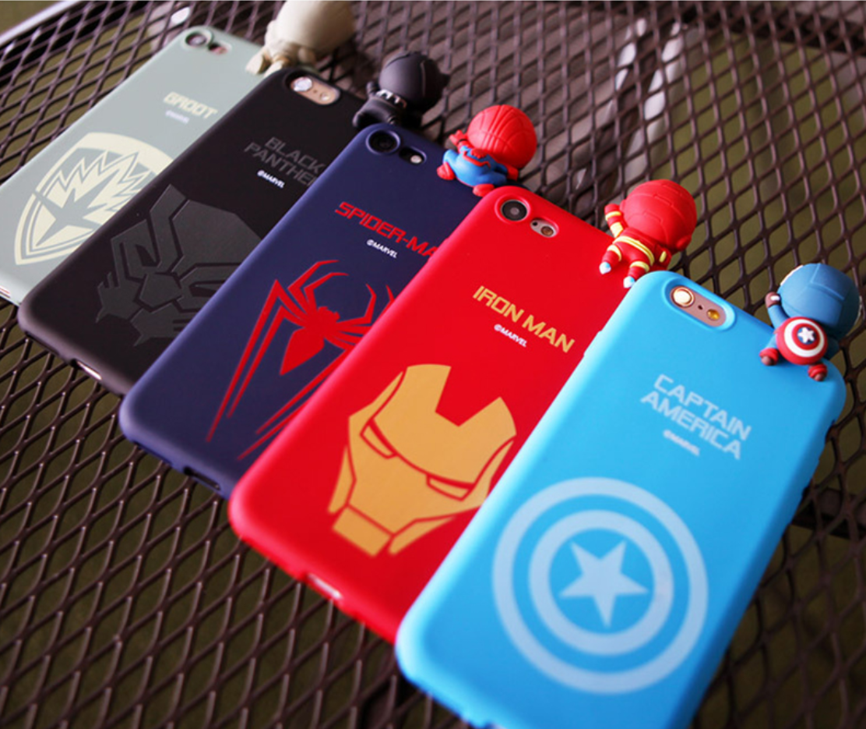 Cute iPhone Case #marvelmoviesinorder