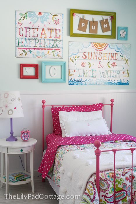 My Paint Colors - 8 Relaxed Lake House Colors | Open frame, Frames ...