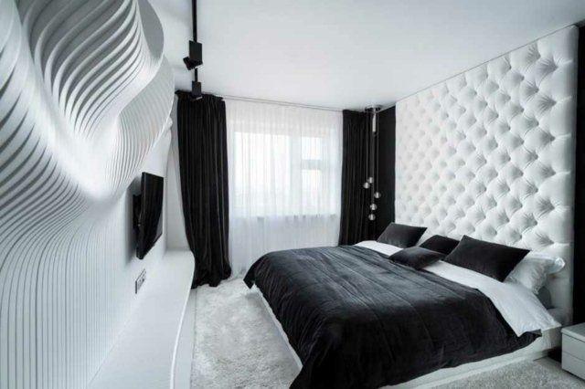Chambre à coucher design : 10 idées pour s\'inspirer | Chambre ...