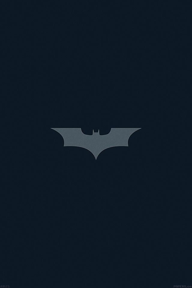 Ab25 Wallpaper The Dark Knight Navy Batman Hero Parallax Hd