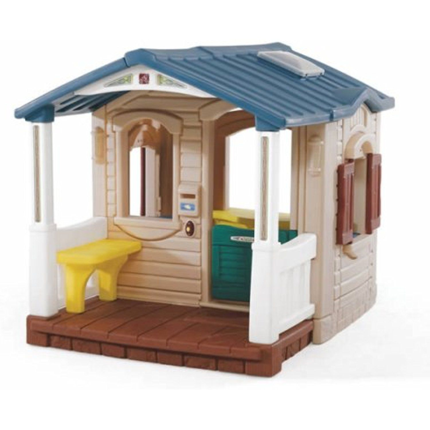 Step2 Naturally Playful Front Porch Playhouse Visit The Image