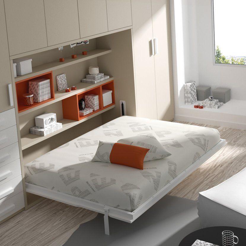 camas abatibles la soluci n para amueblar habitaciones