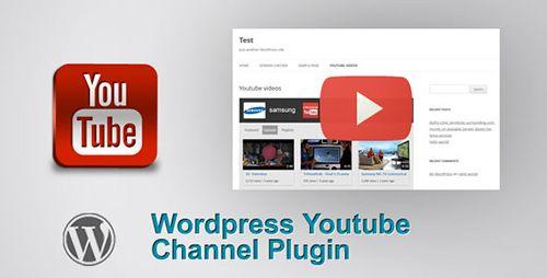 CodeCanyon - Wordpress Youtube Channel Plugin v1 0 | 327 KB