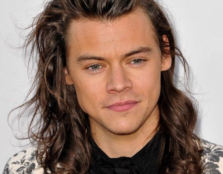 Harry Styles Lange Haare Harold Harry Styles Hair