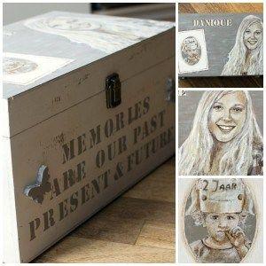 Memory box Danique