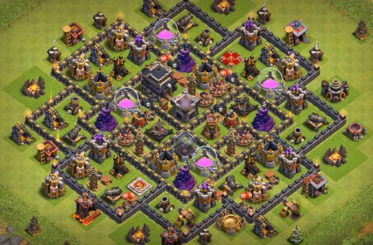 Base Farming Th Base Th 9 Terkuat 2019 3