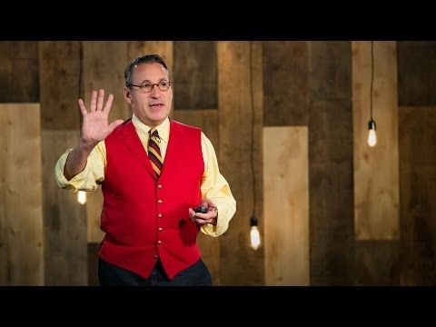 Chip Kidd: The art of first impressions — in design and life - YouTube
