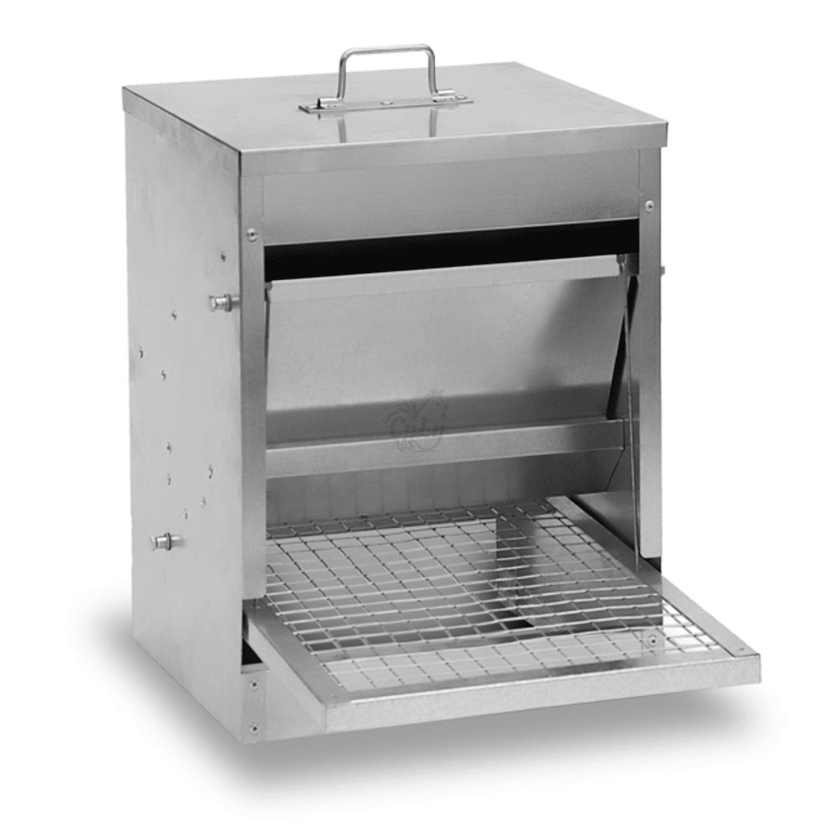 foderautomat høns rottesikret