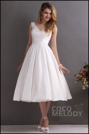 Short Wedding Reception Dress For Bride Wedding Ideas Pinterest