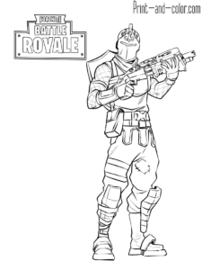 Fortnite in 2019 | Coloring pages, Marvel coloring ...