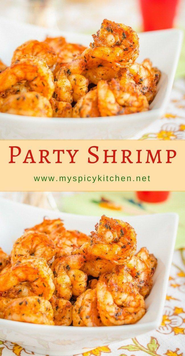 Party Shrimp #shrimpseasoning
