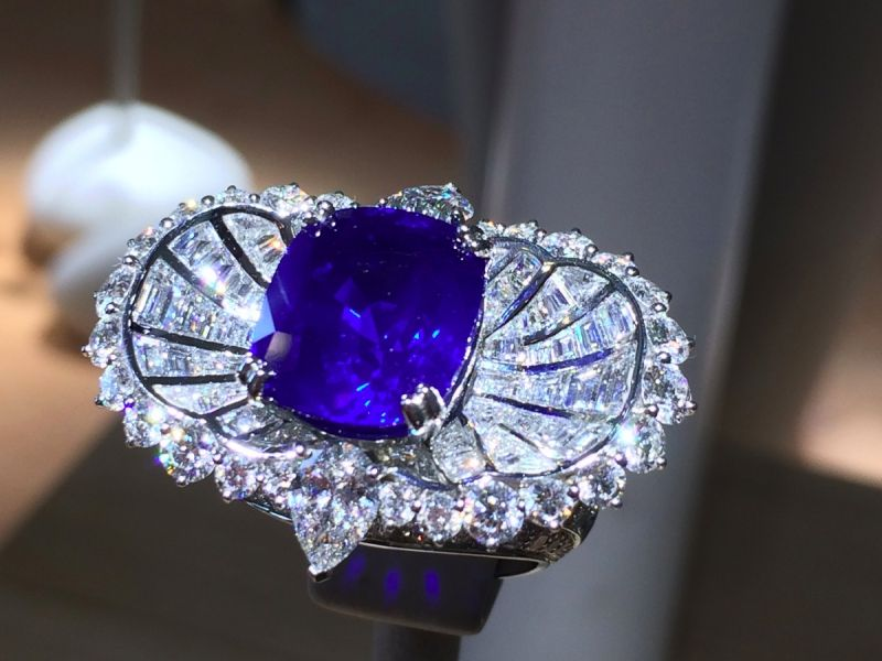 Seven Seas The New High Jewelry Collection By Van Cleef