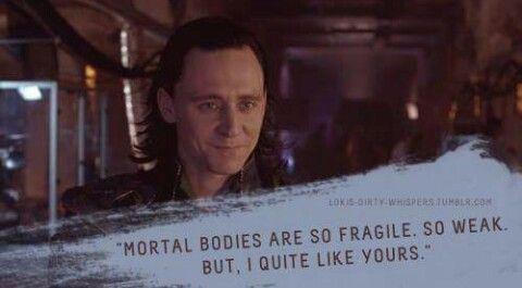 Loki Tumblr Imagines