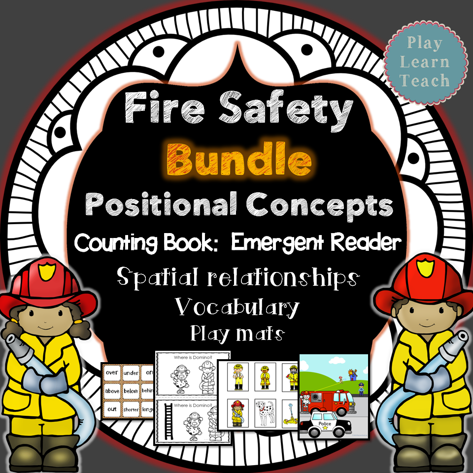 Fire Safety Fire safety, Emergent readers