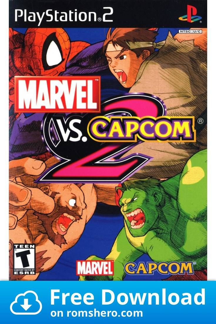 Download Marvel Vs. 2 New Age Of Heroes