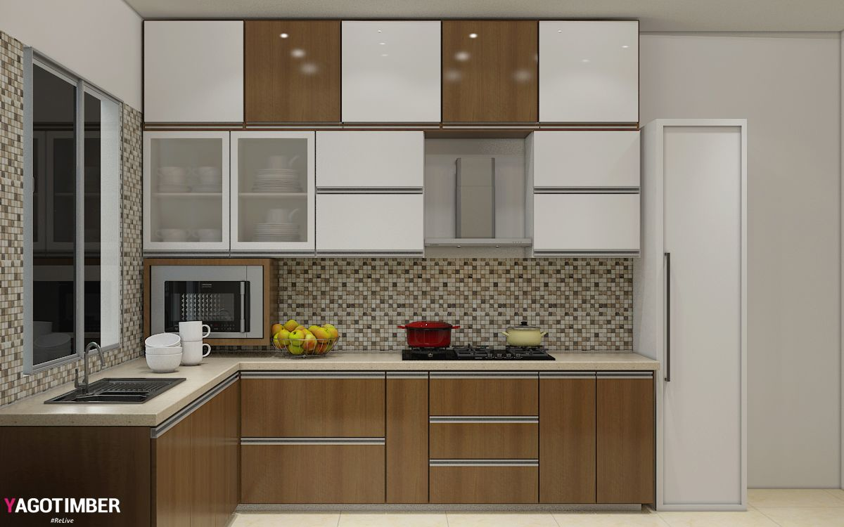 A Parallel Kitchen Is The Most Efficient Kitchen When It Comes To Its Primary Use That I Kitchen Design Open Kitchen Projects Design Kitchen Inspiration Design