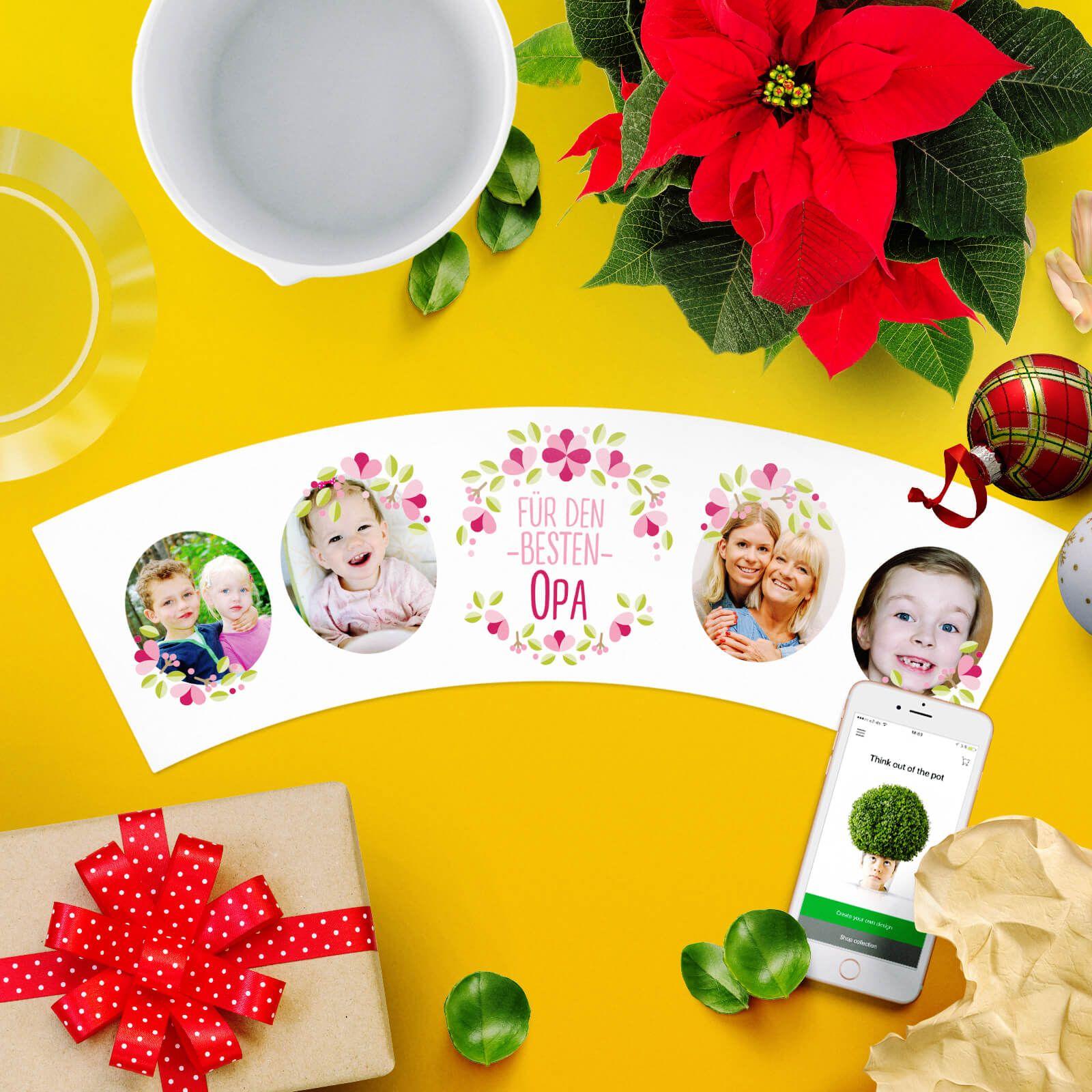 Für den besten Opa Weihnachtswünsche, Geschenke, Verschenken