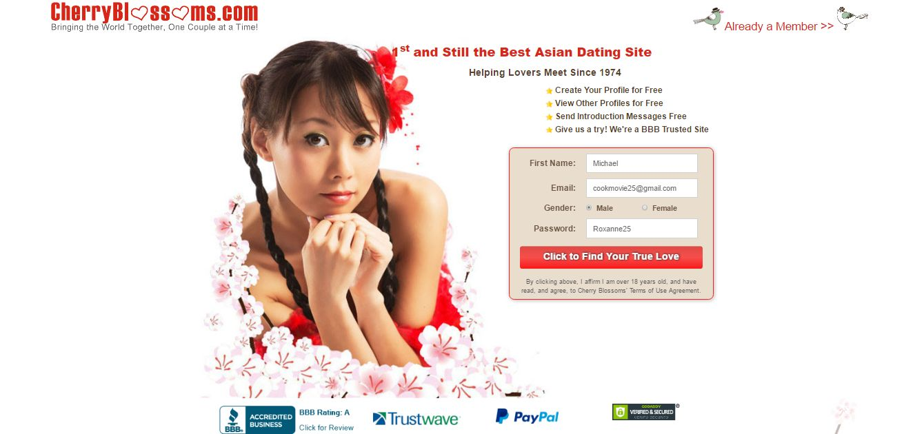 Meet asians online free