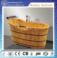Heißer verkauf 2013 zedernholz badewanne/kleine runde holz badewannen zum verkauf-in Fass aus Produkte des Badezimmers auf m.german.alibaba.com.