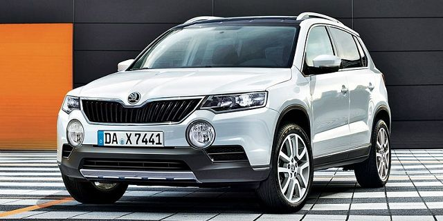 2015 Skoda Yeti New Model Skoda Yeti Suv Car Volkswagen