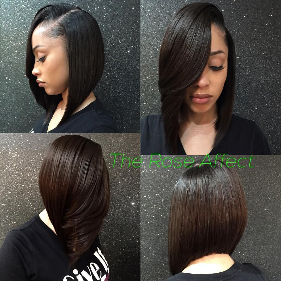 sew hot: 40 gorgeous sew-in hairstyles | lob, bobs and hair style
