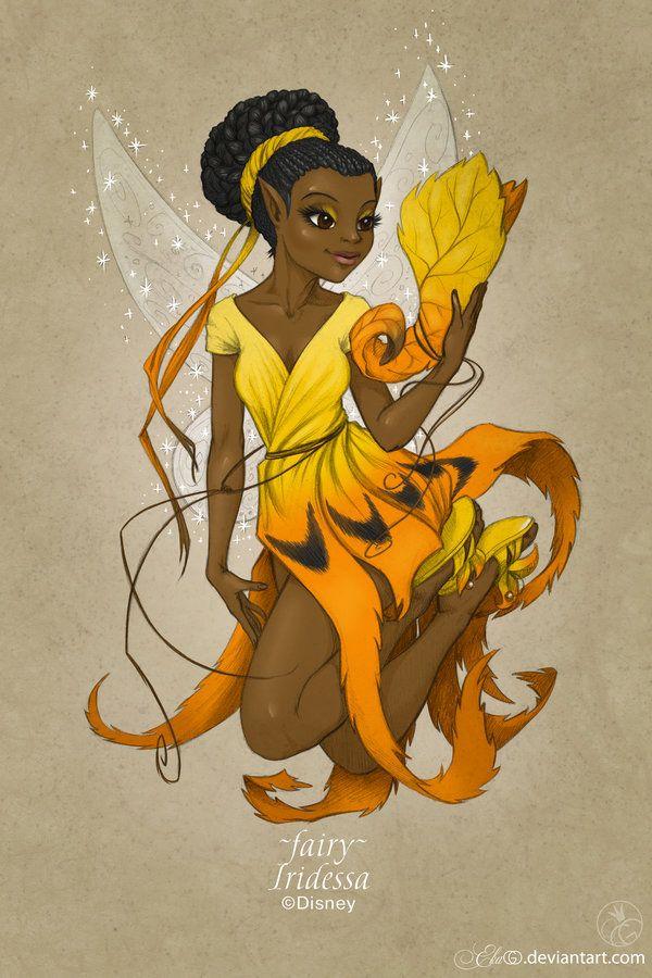 Ebony Fairy Images