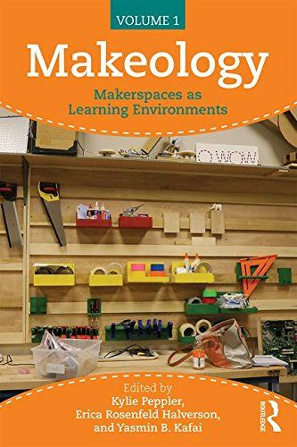 Makeology: Makerspaces as Learning Environments (Volume 1... https://www.amazon.co.uk/dp/1138847771/ref=cm_sw_r_pi_dp_-NKuxbSKQDRWM