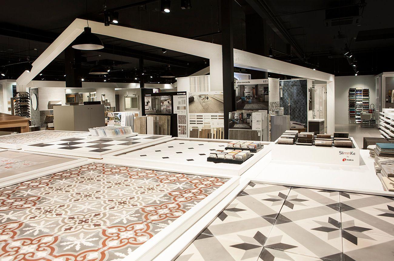 showroom de vendenheim carrelages,carreaux de ciment, mosaïque