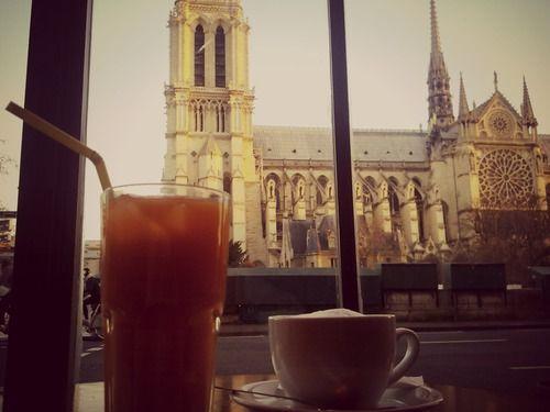 Immagine di breakfast, coffee, and paris