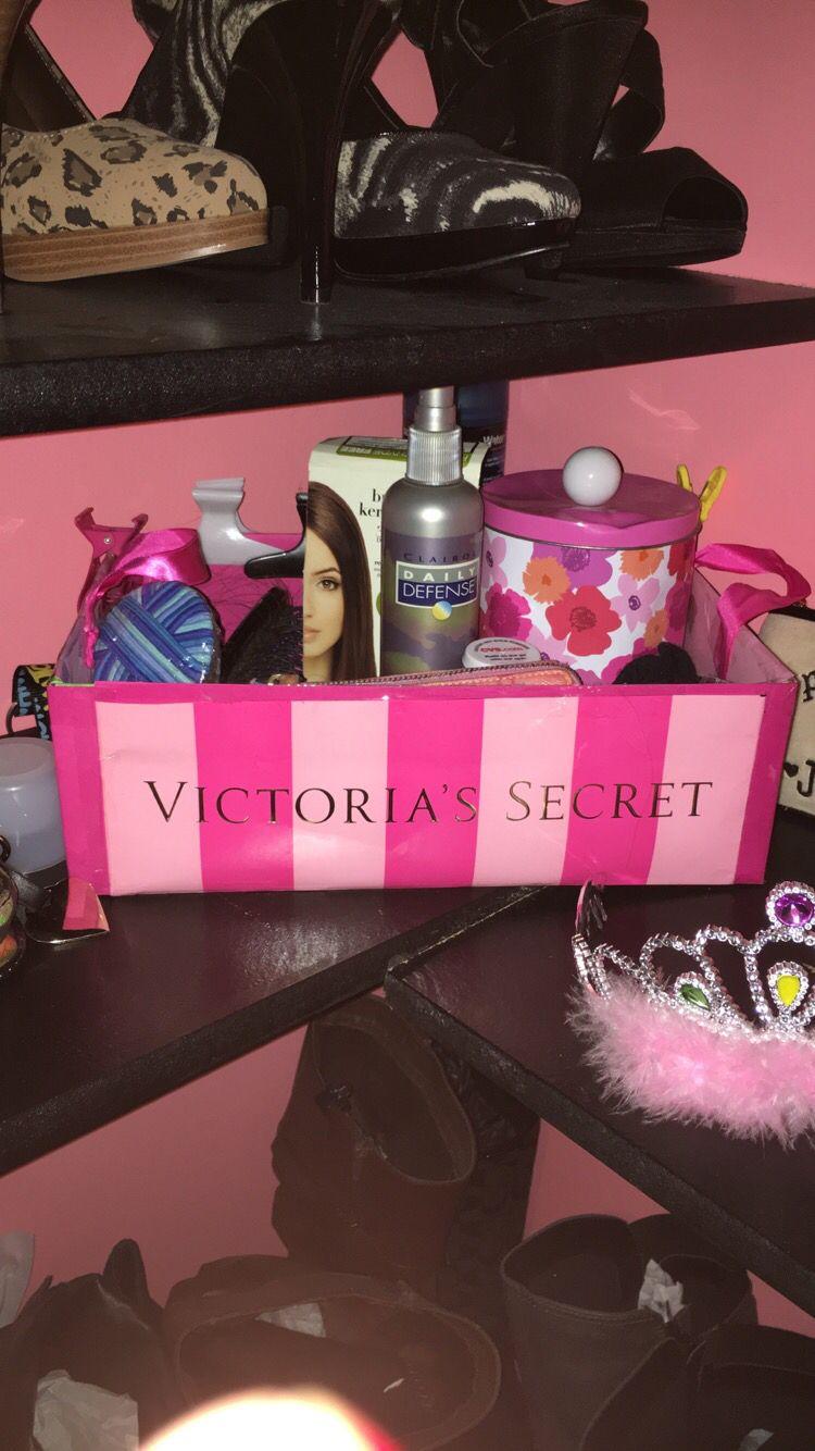 i made this  victoria secret bedroom victoria secret