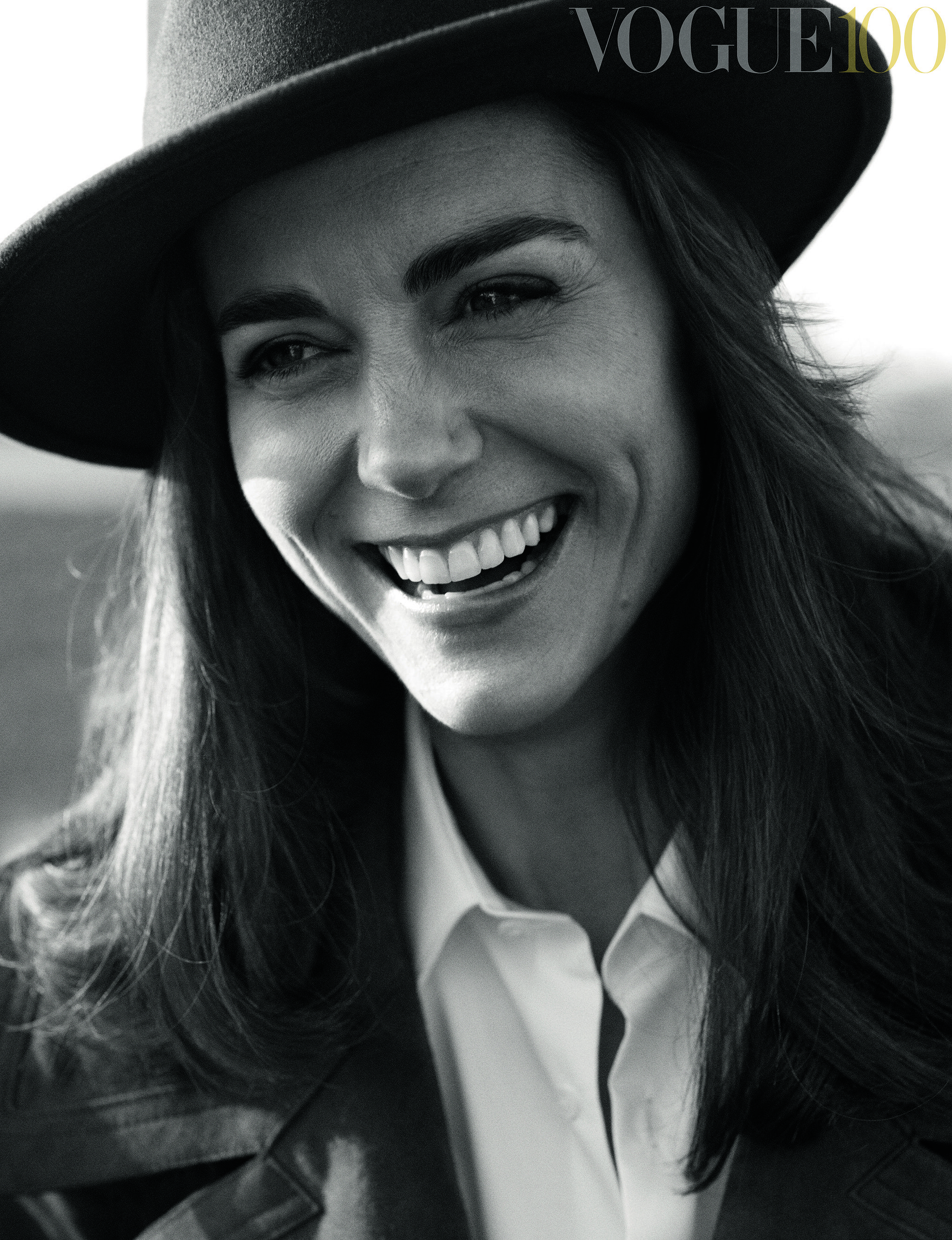 You Should Probably Sit Down Before Viewing Kate Middleton's Stunning British Vogue Shoot