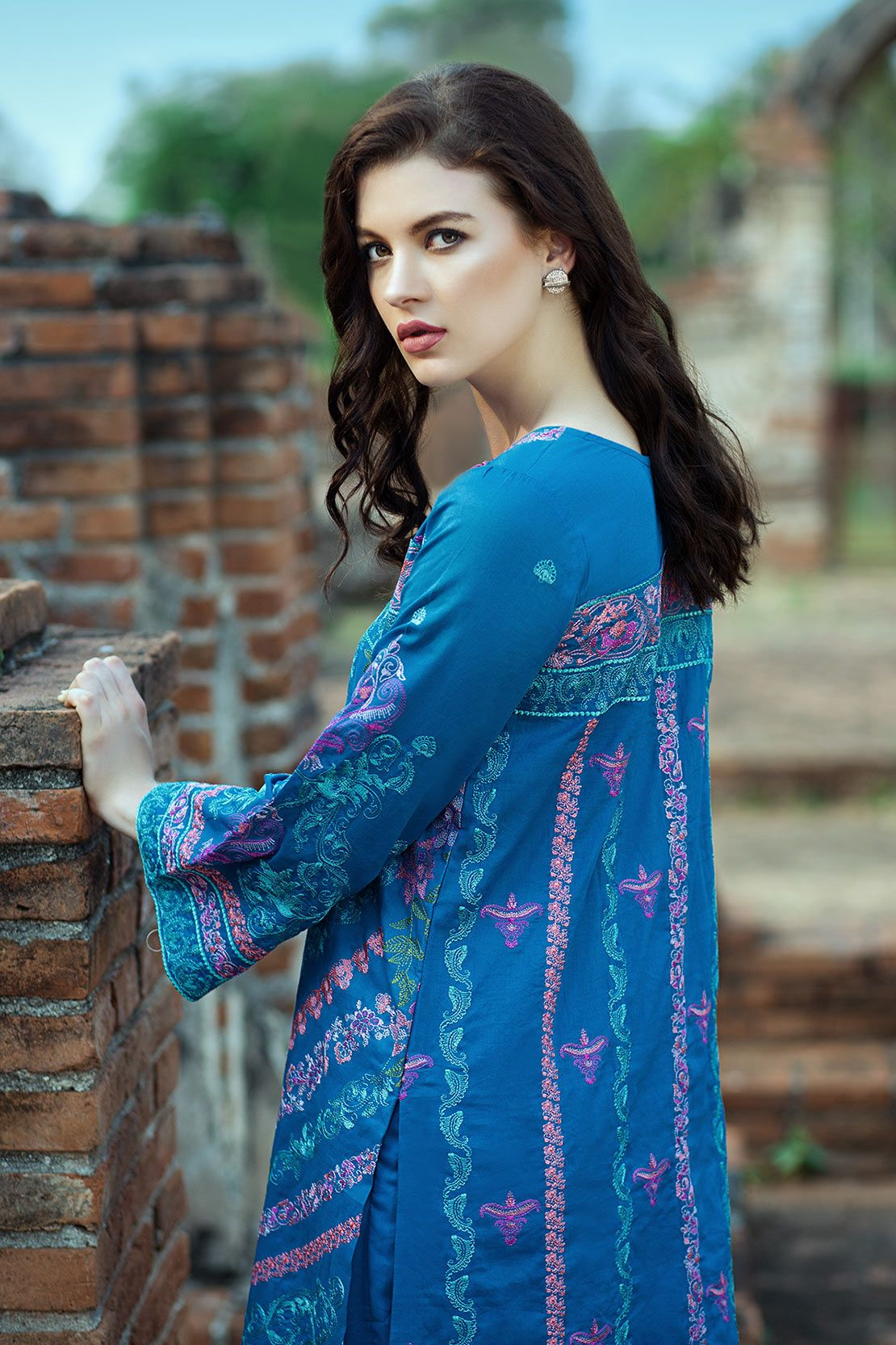 b90b823b9c This spring get dressed in beautiful and elegant dresses by Taana Baana  spring embroidered 2019 collection#springcollection #spring #readytowear  #pretwear ...