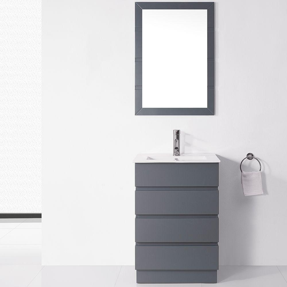 Inspirational Best Material for Bathroom Vanity Cabinet