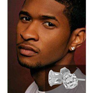 efe350d6e Bildresultat för white guys wearing diamond earrings   Guys wearing ...