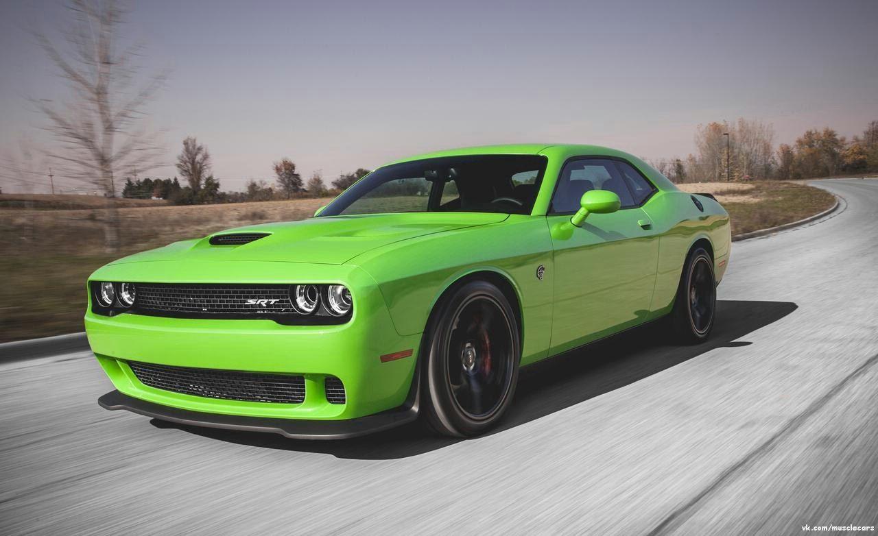 2015 Dodge Challenger SRT Hellcat Додж чеРенджер