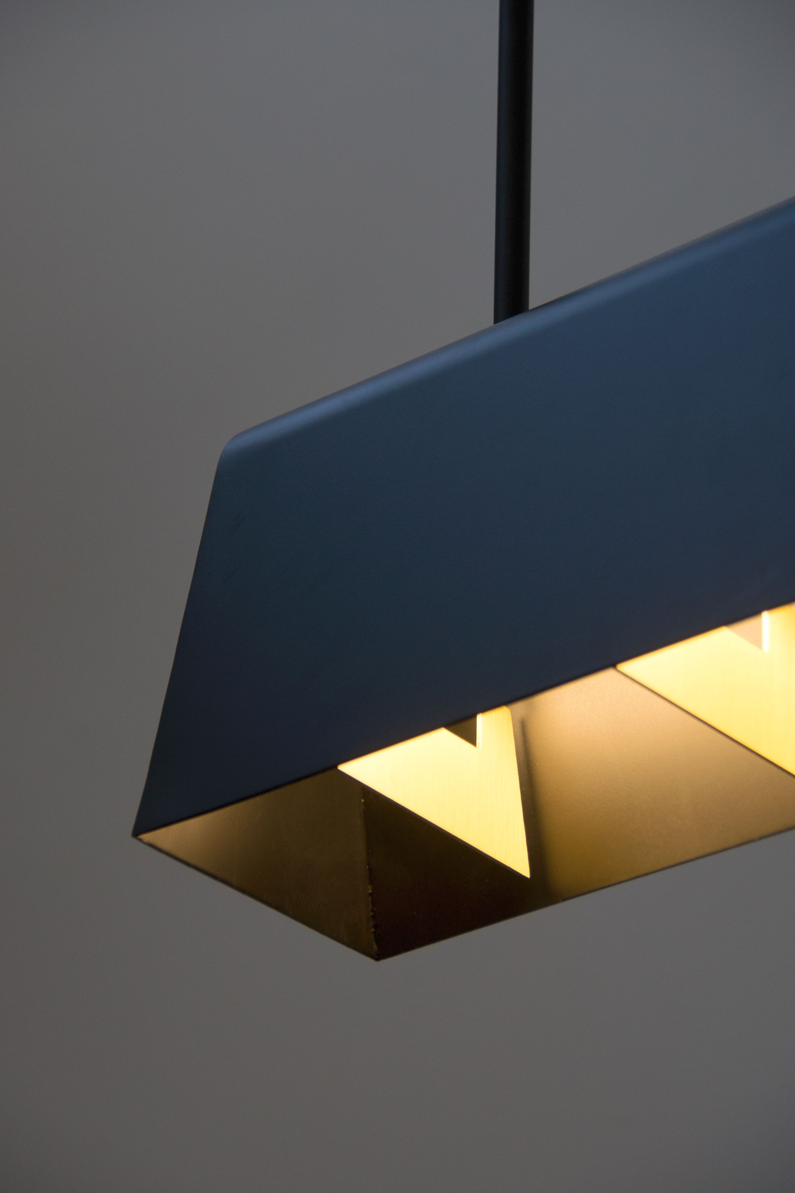Ceiling mounted lighting fixture by PSLab. | Ceiling mount