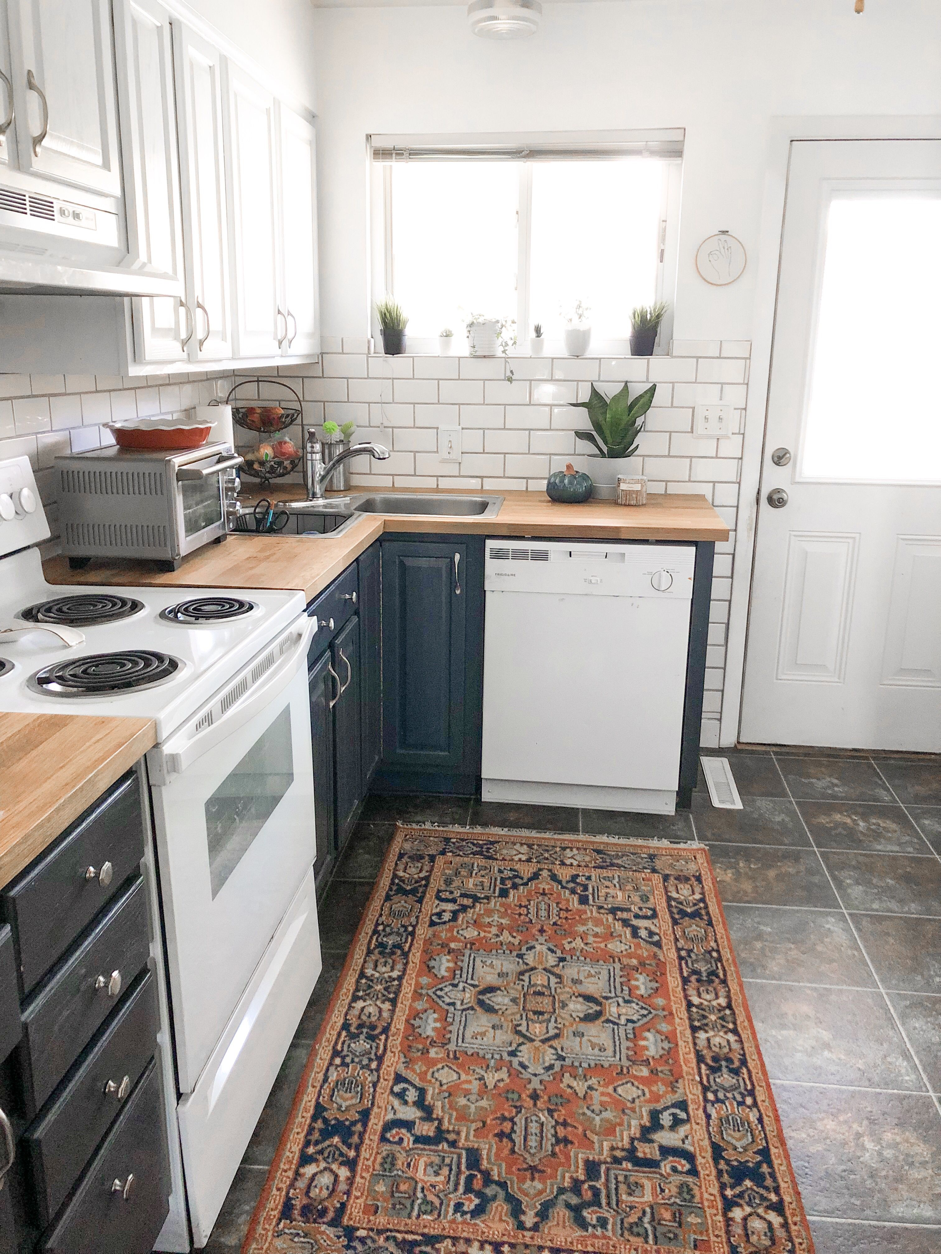 Painted Cabinets With Sherwin Williams Cabinet Enamel And