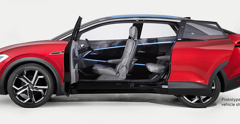 VW ID Crozz Electric Crossover SUV: Design, Release >> Id Crozz Volkswagon Evlist It Electronic Vehicles