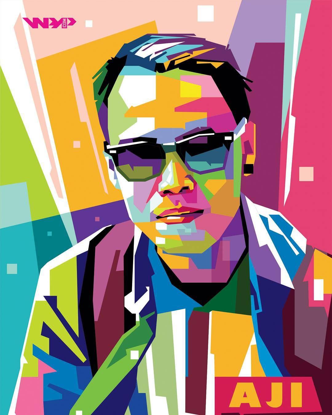 Wpap Indonesian Art Wpap Pinterest Art