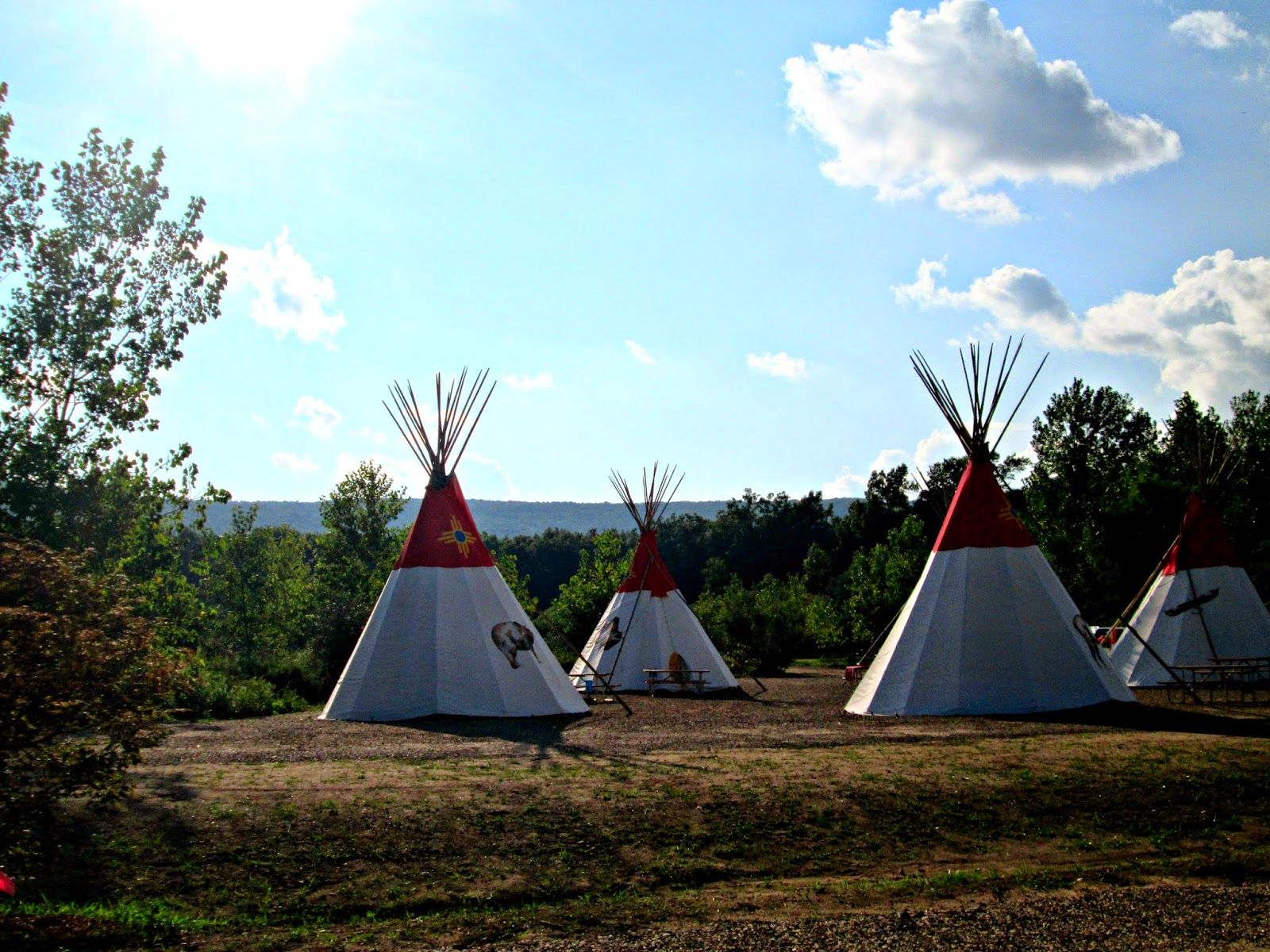 Lil\' Blonde Monsters: Bear Creek Campground Opens at Lake Compounce ...