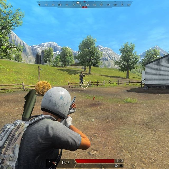 h1z1 king of the kill guns