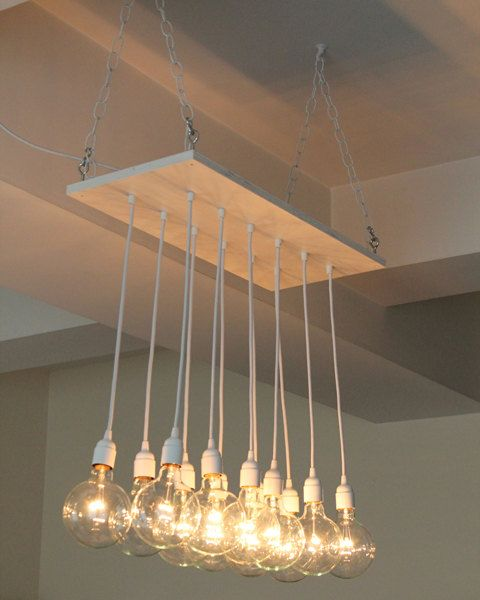 Urban Chic Chandelier Urban Industrial Lighting Beach House