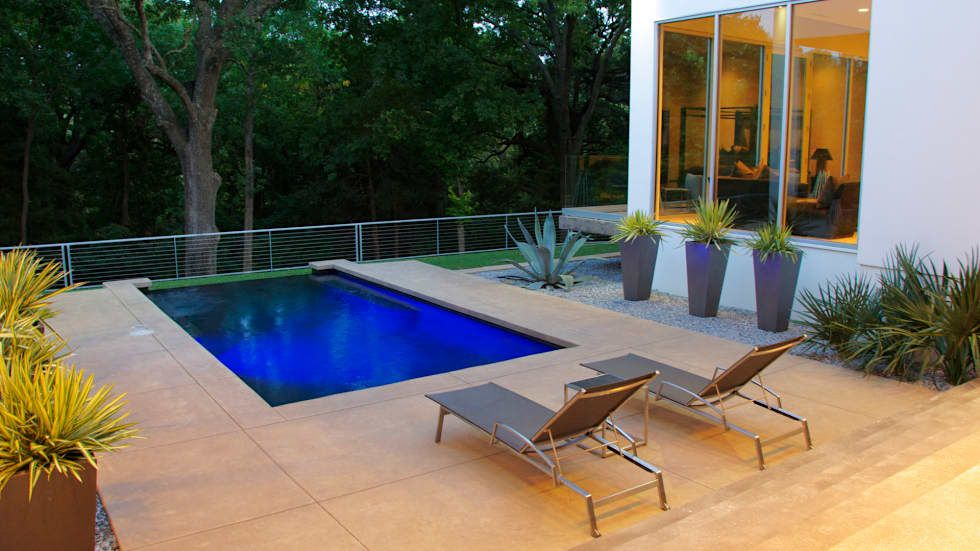 minimalistic pool photos modern landscape design modern