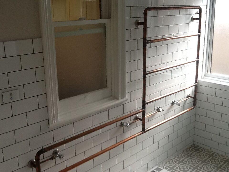 Bathroom Floor Heater