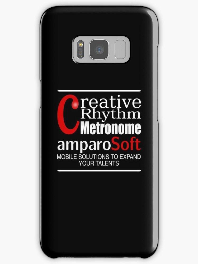 'Creative Rhythm Metronome App from amparoSoft' Case/Skin