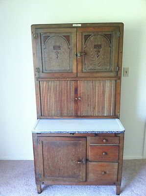 my mother will not rest until I have a hoosier cabinet in my kitchen