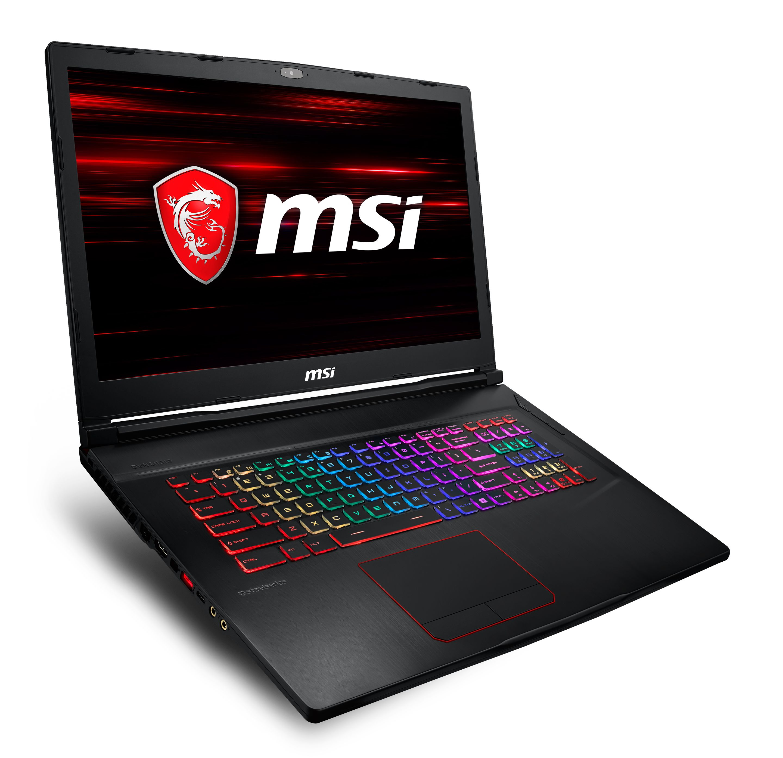 Notebook gaming MSI