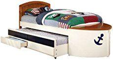 Diy Boat Bed Boat Bed Bed Kid Beds