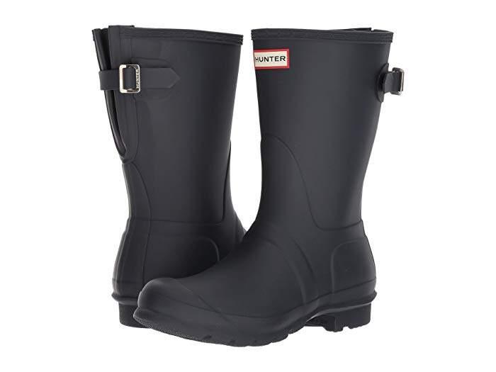 Hunter Short Back Adjustable Rain Boots i 2019   Products